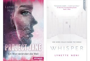 Lynette Noni: Project Jane