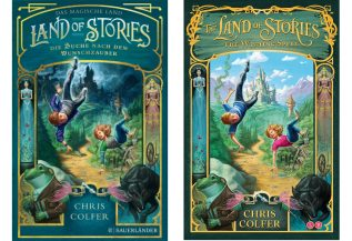 Chris Colfer: Land of Stories - Wunschzauber