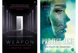 Lynette Noni: Weapon