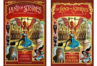 Chris Colfer: Land of Stories. Eine düstere Warnung