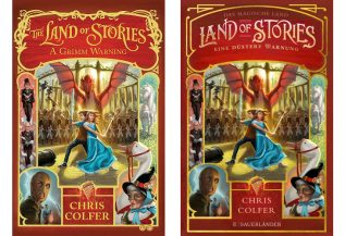 Chris Colfer: Land of Stories. A Grimm Warning