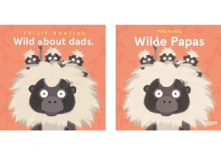 Philip Bunting: Wild about dads.