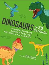 Sean Callery: Dinosaurs in 30 Seconds
